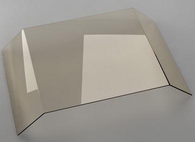 Ersatzteil Scheibe prisma für Kago Kamineinsätze
